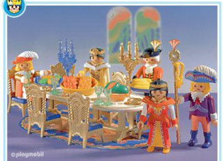 Playmobil - 3021 - Festive Round Table