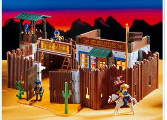 Playmobil - 3023 - Fort Eagle