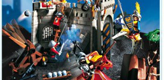 Playmobil - 3030 - Adventure - Knights