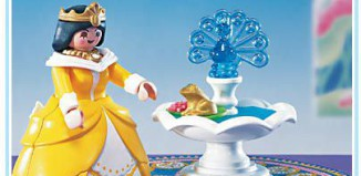 Playmobil - 3033 - Princess with Magic Fountain