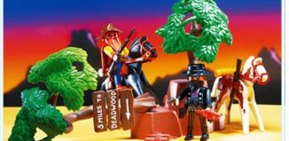 Playmobil - 3036 - Bandit Ambush