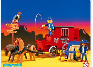 Playmobil - 3037 - Gold Transport
