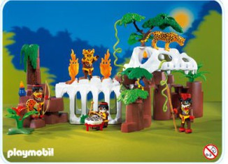 Playmobil - 3040 - Dinosaur Dungeon