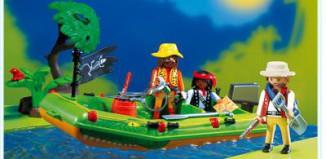 Playmobil - 3042 - Jungle River Raft