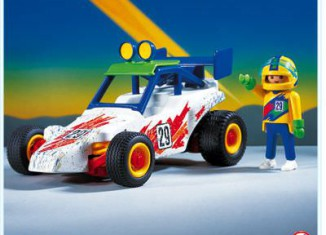 Playmobil - 3043 - Off-Road Racer