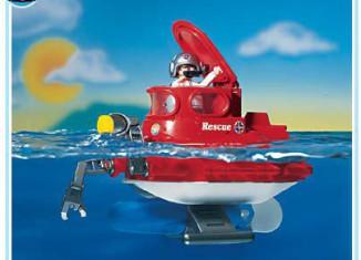 Playmobil - 3064 - Submarine