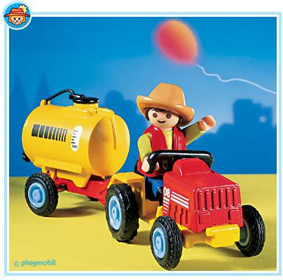 Playmobil - 3066 - Child's Tractor