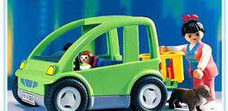 Playmobil - 3069 - Economy Car