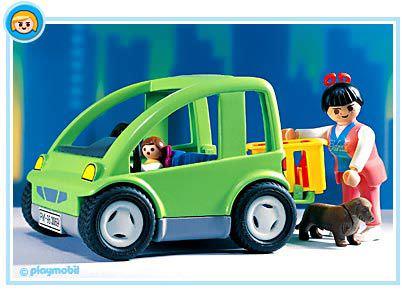 playmobil set 3069 economy car klickypedia. Black Bedroom Furniture Sets. Home Design Ideas