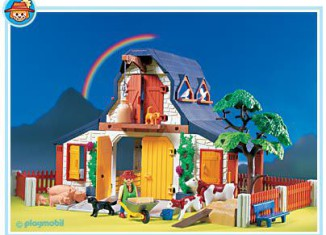 Playmobil - 3072 - Farm