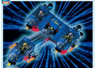 Playmobil - 3080 - Starship 3