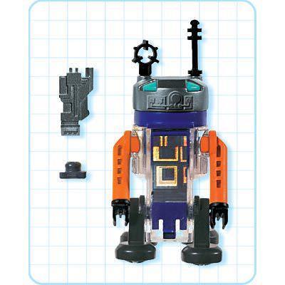Playmobil 3081 - Robot - Back