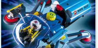 Playmobil - 3082 - Galactic Sampling Pod