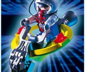 Playmobil - 3083 - Hovercraft