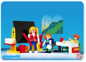 Playmobil - 3084 - Classroom