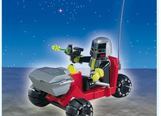 Playmobil - 3094 - Moon Rover