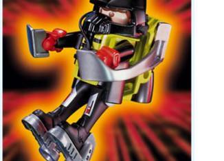 Playmobil - 3095 - Vortex Voyager