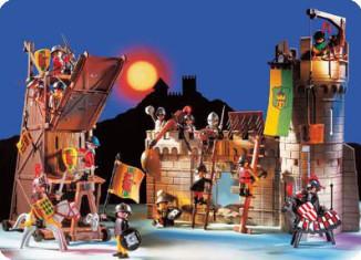 Playmobil - 3123-ger - Castle Assault