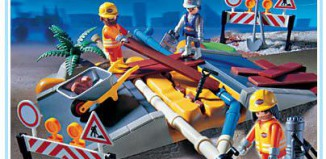 Playmobil - 3126 - SuperSet Construction