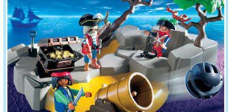 Playmobil - 3127 - pirates superset