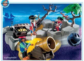Playmobil - 3127 - pirates superset