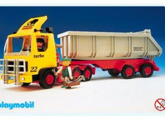 Playmobil - 3141 - Large Dump Truck
