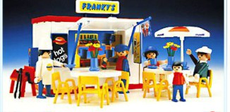 Playmobil - 3146 - Franky's Place
