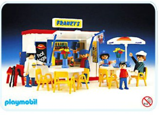 Playmobil - 3146 - Franky's Place