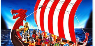 Playmobil - 3150s2 - Viking Longboat