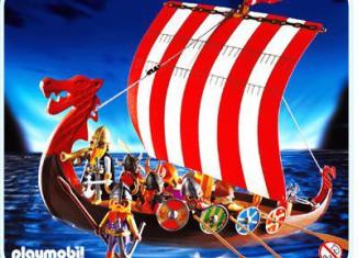 Playmobil - 3150s2 - Viking Longboat