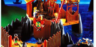Playmobil - 3151s2 - Viking Longhouse