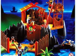 Playmobil - 3151s2 - Viking Longhouse