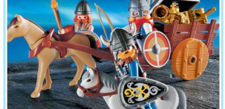 Playmobil - 3152s2 - Viking Raiders