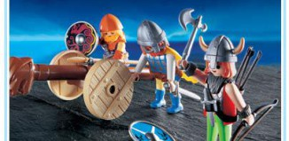Playmobil - 3153 - Viking Warriors