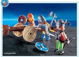 Playmobil - 3153 - Viking Warriors