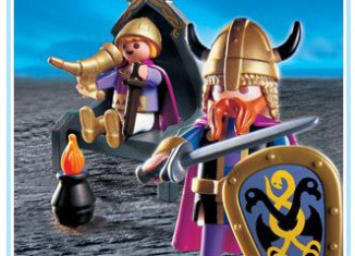 Playmobil - 3154 - Norse King and Prince