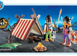 Playmobil - 3157s2 - Viking Shelter
