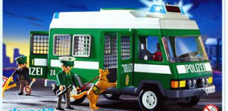 Playmobil - 3160s2 - Intervention Team Truck