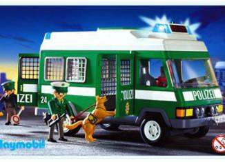 Playmobil - 3160s2 - Intervention Team Truck