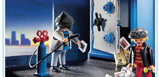 Playmobil - 3161s2 - Safe Crackers