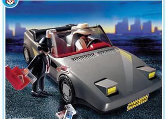 Playmobil - 3162s2v1 - Getaway Car