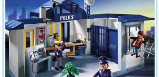 Playmobil - 3165 - Police Station with Jail