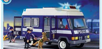 Playmobil - 3166 - Intervention Team Truck