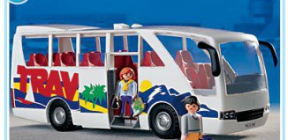 Playmobil - 3169 - Travel Bus