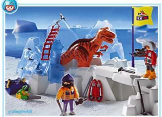 Playmobil - 3170s2 - Dinosaur discovery