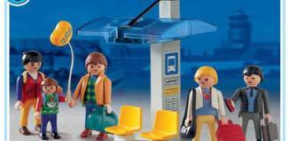 Playmobil - 3171s2 - Bus Stop