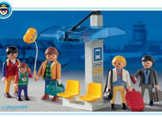 Playmobil - 3171s2 - Bus Stop