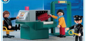 Playmobil - 3172 - Security Check-in