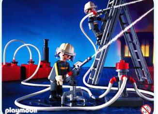 Playmobil - 3179s2 - Fire Fighting Equipment