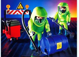 Playmobil - 3180 - Hazmat Crew